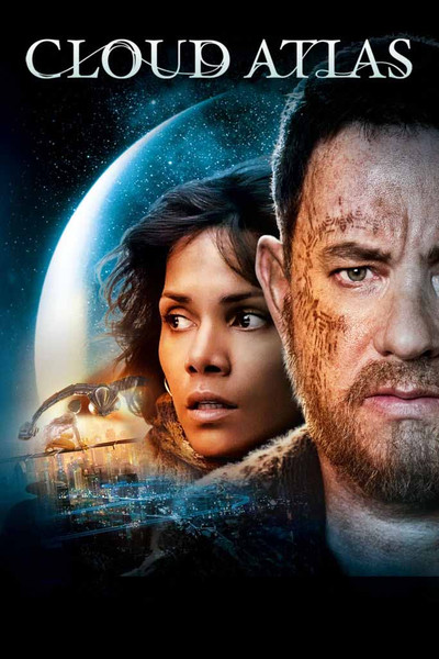 Cloud Atlas [UltraViolet HD or iTunes via Movies Anywhere]