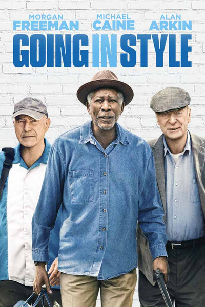 Going in Style [UltraViolet HD or iTunes via Movies Anywhere]
