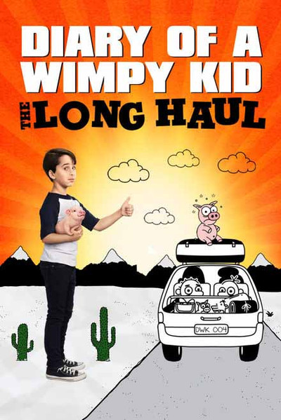 Diary Of A Whimpy Kid Long Haul