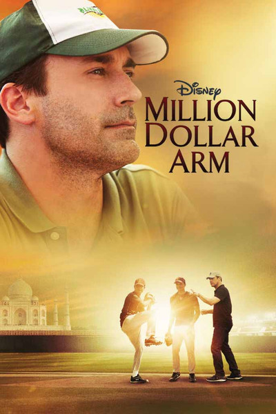 Million Dollar Arm [Disney Movies Anywhere (DMA)]