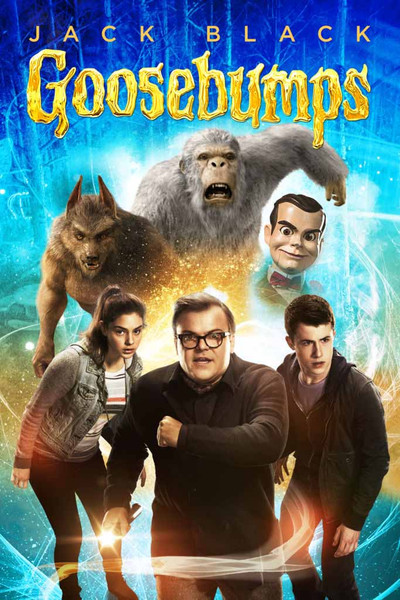 Goosebumps [UltraViolet SD or iTunes SD via Movies Anywhere]