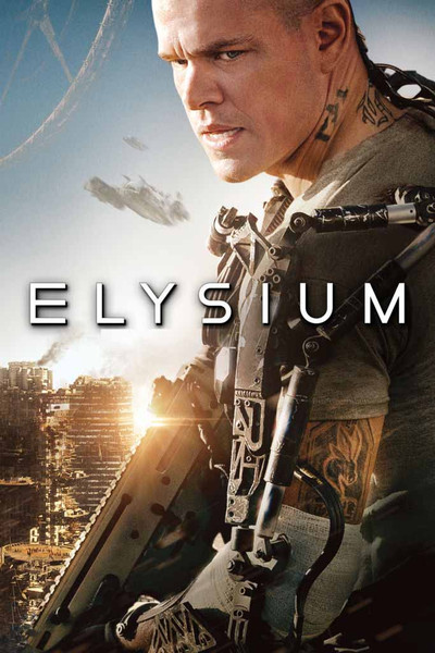 Elysium [UltraViolet HD or iTunes via Movies Anywhere]
