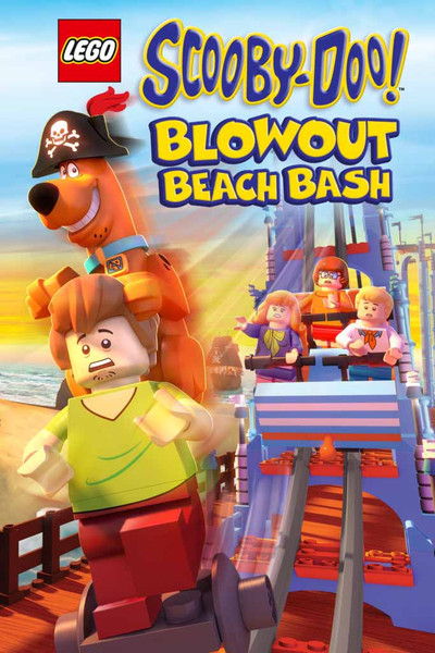 Lego Scooby-Doo! Blowout Beach [UltraViolet HD or iTunes via Movies Anywhere]