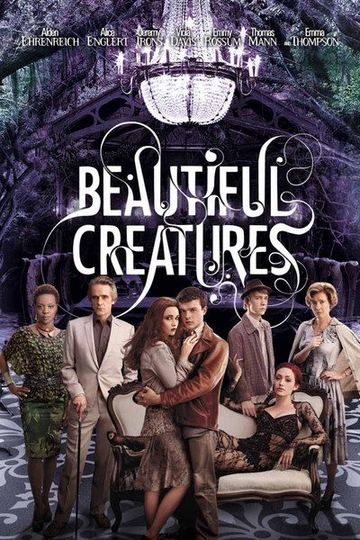 Beautiful Creatures [UltraViolet HD or iTunes via Movies Anywhere]