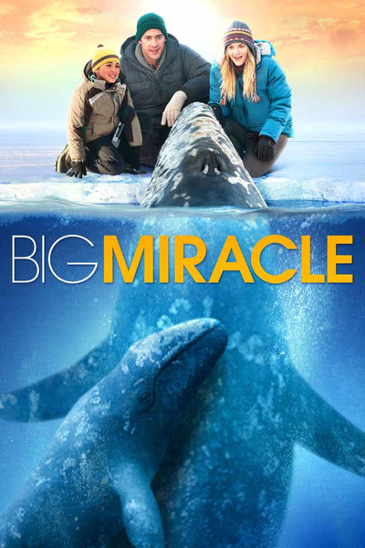 Big Miracle [UltraViolet HD or iTunes via Movies Anywhere]