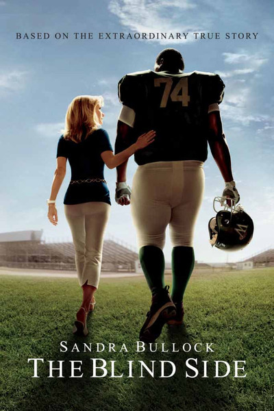 Blind Side [UltraViolet HD or iTunes via Movies Anywhere]
