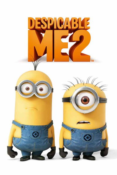 Despicable Me 2 [UltraViolet 4K] READ DETAILS