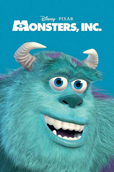 Monsters Inc. [Disney Movies Anywhere (DMA)]