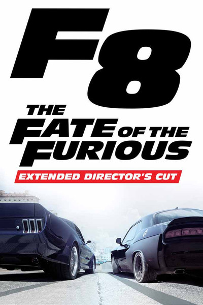 The Fate Of The Furious Extended Edition [UltraViolet 4K] Extended Director's Cut