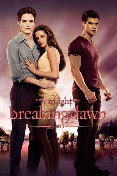 Twilight Saga: Breaking Dawn Part 1 [UltraViolet HD]
