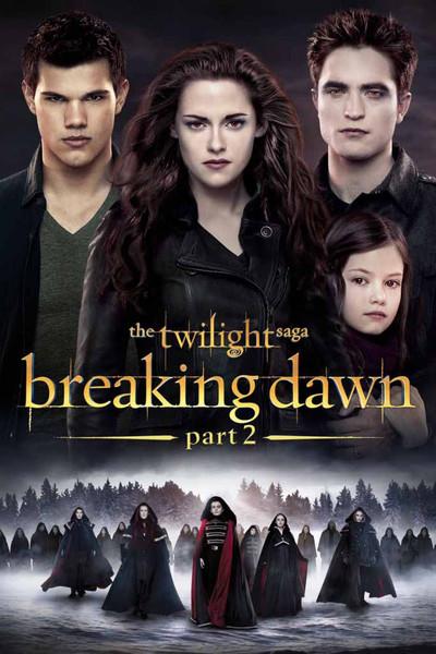 Twilight Saga: Breaking Dawn Part 2 [UltraViolet HD]