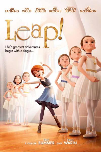 Leap! [UltraViolet HD]