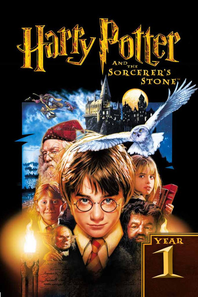 Harry Potter And The Sorcerer' Stone [UltraViolet HD or iTunes via Movies Anywhere]