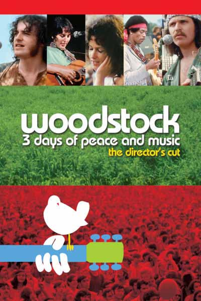 Woodstock 3 Days Of Peace And Music Director's Cut