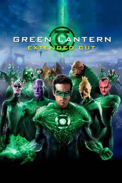 Green Lantern Extended Cut