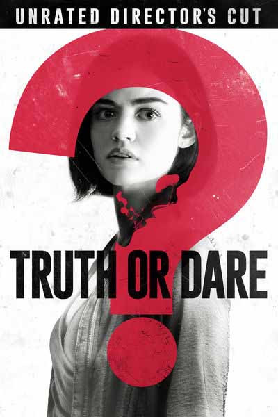 Truth Or Dare Unrated Director's Cut [UltraViolet HD or iTunes via Movies Anywhere]