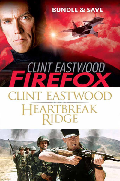 Heartbreak Ridge + Firefox BUNDLE