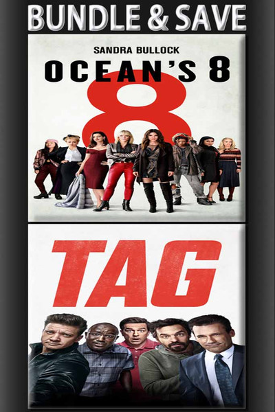 Ocean's 8 + Tag [Movies Anywhere or iTunes via Movies Anywhere]