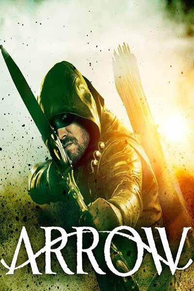 Arrow Season 1 to 6 Bundle
