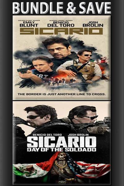 Sicario + Sicario Day Of Soldado Bundle