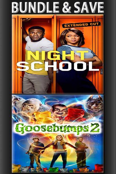 Night School + Goosebumps 2