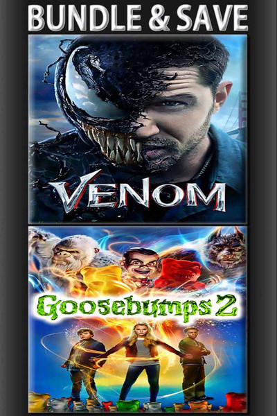 Venom + Goosebumps 2