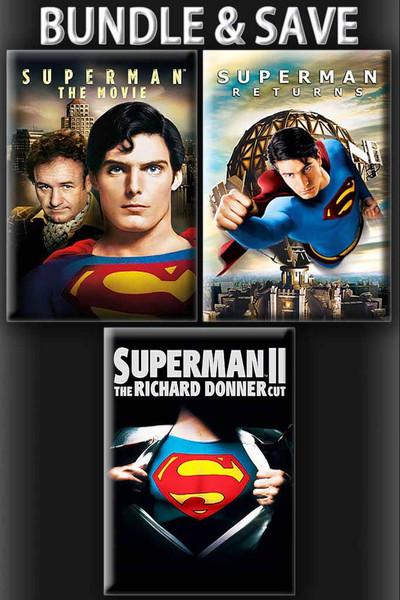 Superman Triple Feature