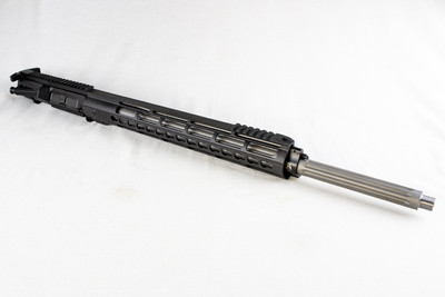 Fluted Medium-Heavy 6.5 Creedmoor Complete Upper