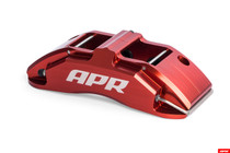 APR Brake Kit, MK7 GTI/A3/TT, 350mm w/Red Calipers