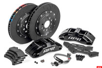 APR Brake Kit, MK7 R/S3/TTS 350mm w/Black Calipers