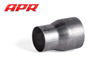 APR Exhaust Adapter, 76mm to 60mm reducer