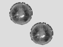 MK1 Round Headlights - Pair