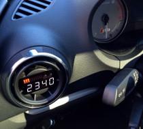 P3 Boost Gauge - Audi A3/S3/RS3 8V