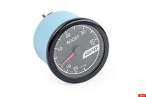 APR Universal Mechanical Boost Gauge - Red Needle