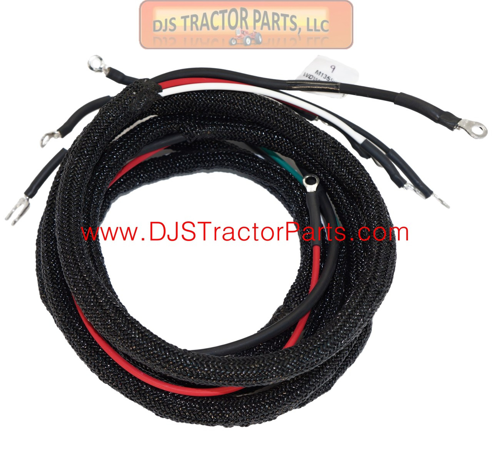 main wiring harness allis chalmers wd wd45 acr4766 djs rh stores djstractorparts com allis chalmers wc wiring harness allis chalmers wc wiring harness
