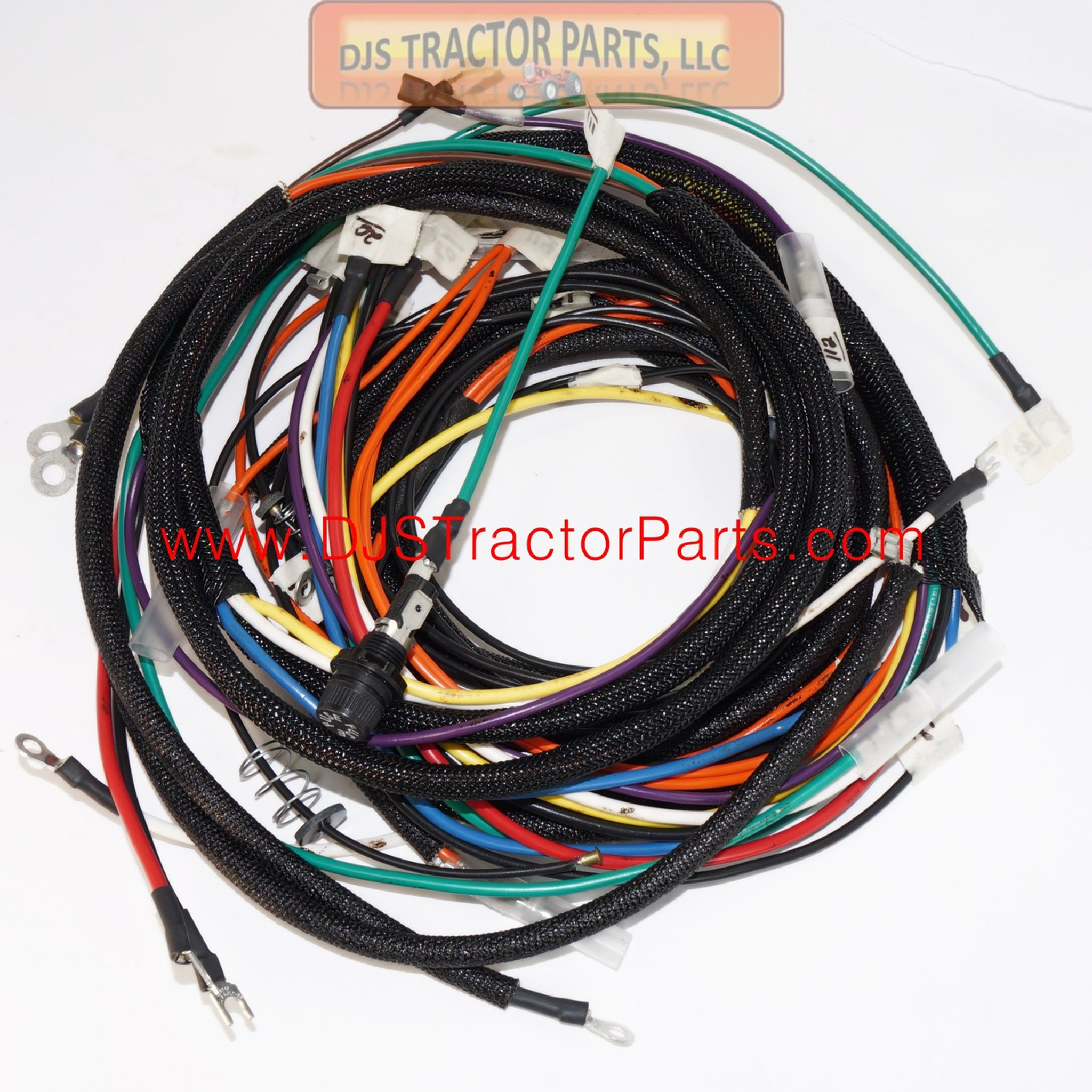 Wiring Harness Kit Diagrams Semi Trailer Wire Allis Chalmers D14 D15 Series I Djs Tractor For Utility