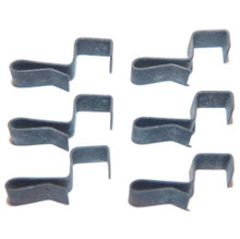 Oil Pan Gasket Clips | Allis Chalmers WC WD WD45 D17 170 175 - 70229177