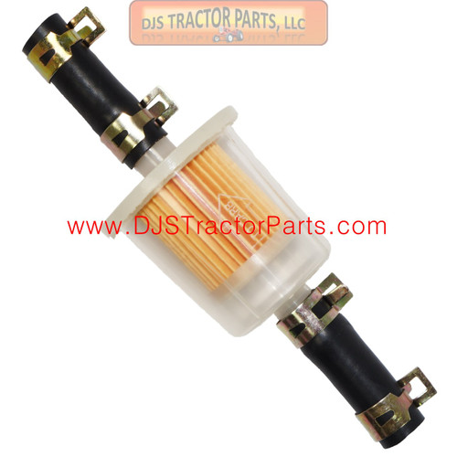 IN-LINE FUEL FILTER - AB-490D