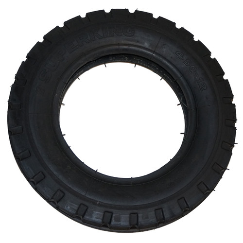 G FRONT TIRE (GUIDE GRIP)( 4.50 x 12 )- WH-3697D