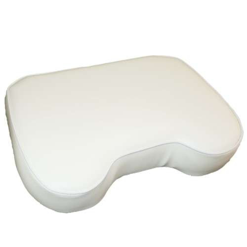 Bottom Seat Cushion - Allis Chalmers 180, 185, 190, 190XT, 200, 210, 220 - KM7021WHT