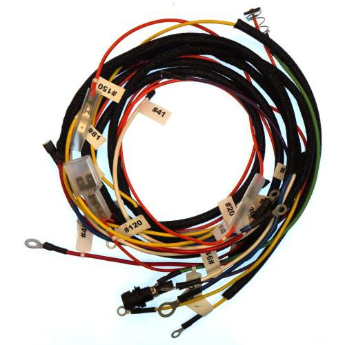 allis chalmers parts lights wiring misc electrical wiring rh stores djstractorparts com headlight wiring harness replacement cost OEM Replacement Wiring Harness