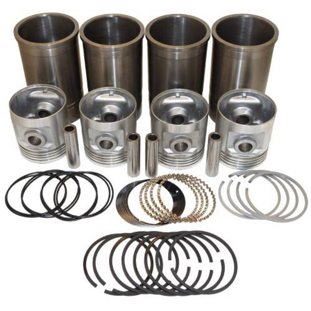 """Pistons Sleeves and Rings Kit 3-7/16"""" overbore 