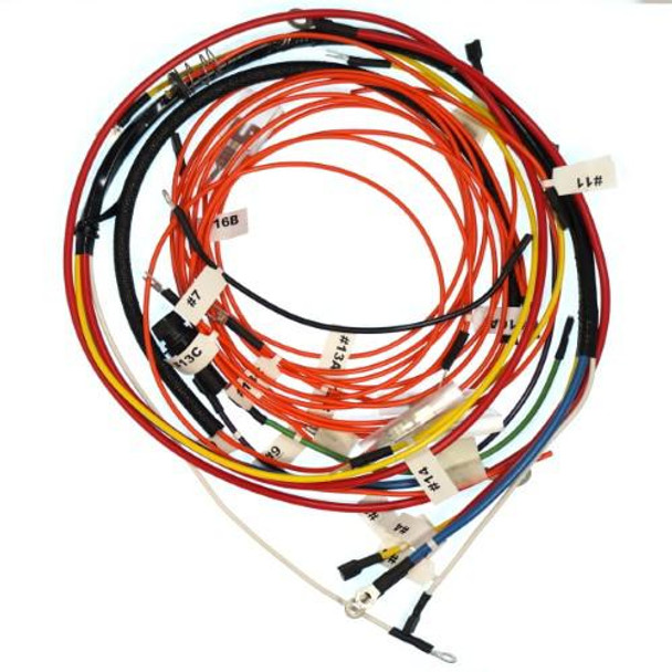 Wiring Harness Kit (Tractors with 1-Wire Alternator) | Allis Chalmers D10 D12 Series III