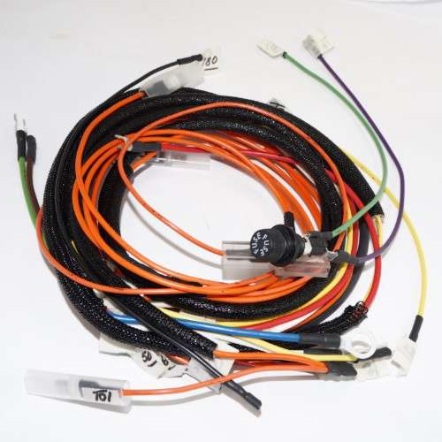 complete wiring harness kit allis chalmers d15 series ii ac rh stores djstractorparts com ac wiring harness 2004 intrepid ac wiring harness 2004 intrepid