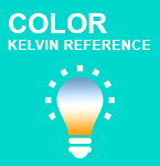 Bulb Color (Kelvins) Reference Guide