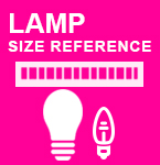 Bulb Size Reference Guide