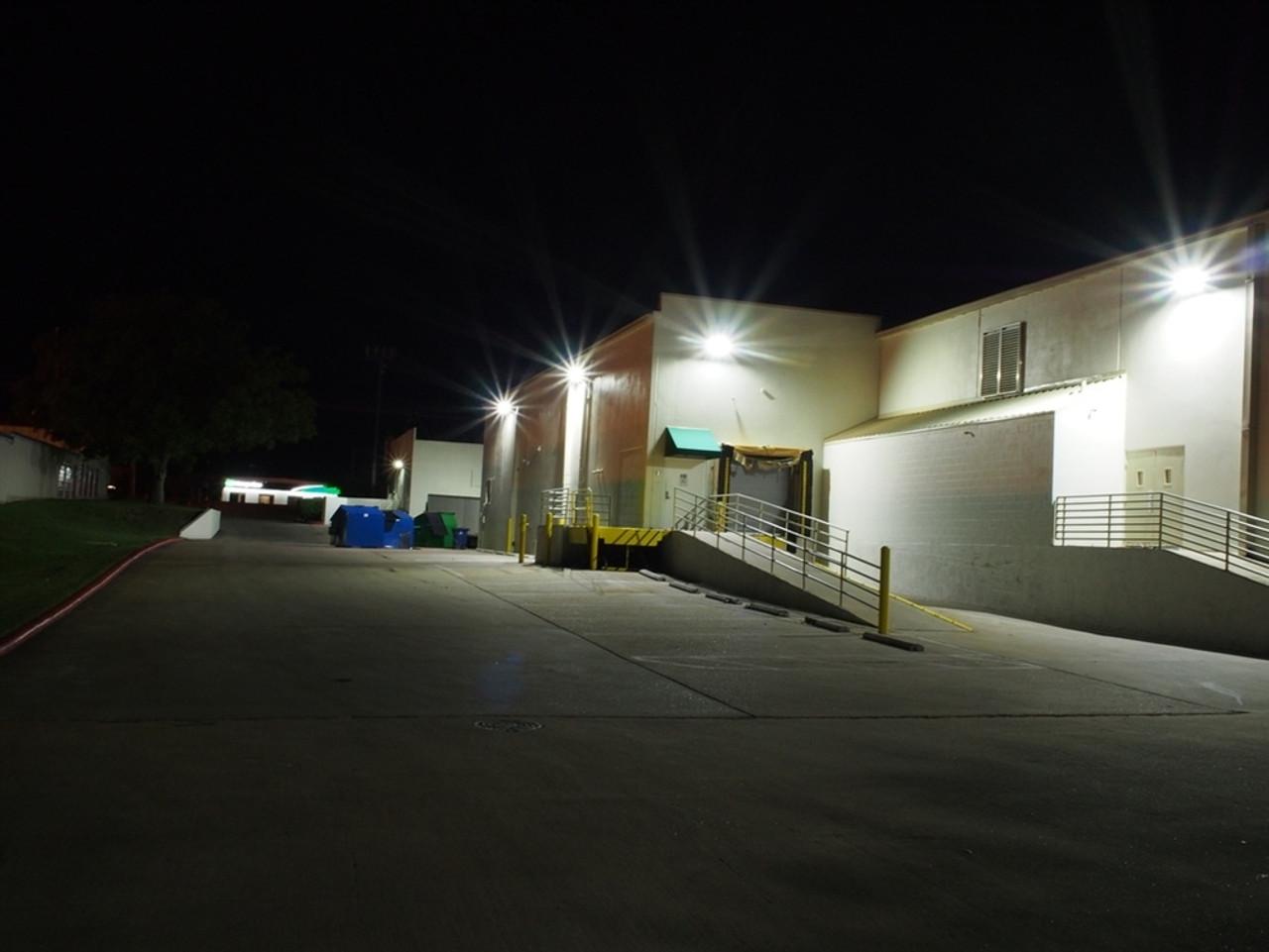 220 Watt Led Outdoor Flood Lights Extension Arm