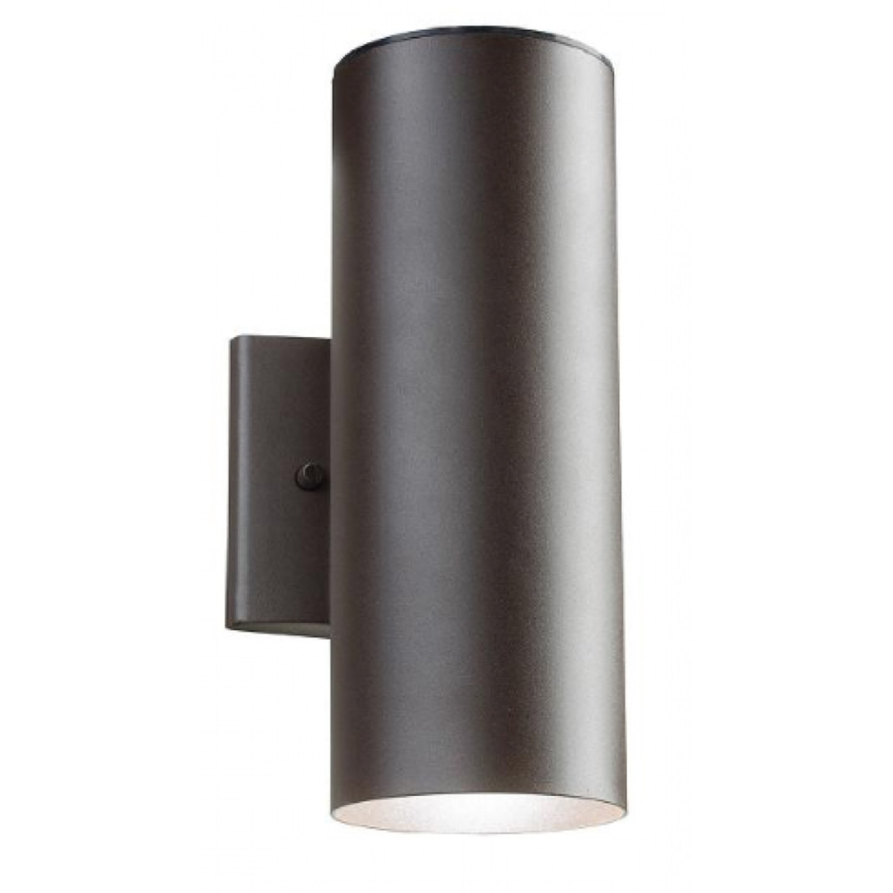 Led Outdoor Cylinder Wall Light