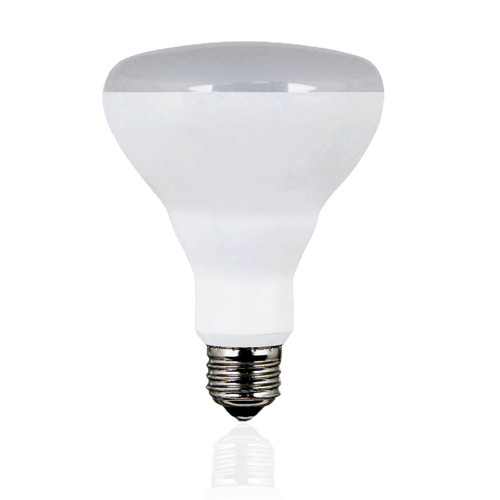 Led br30 12 watt dimmable warm white led br30 flood bulb perfect replacement for 65w 75w recessed can light aloadofball Image collections