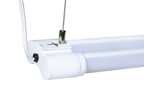 LED Shop Light Fixture -  Chain Mount or Ceiling Mount
